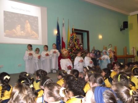 Nativity Play 1