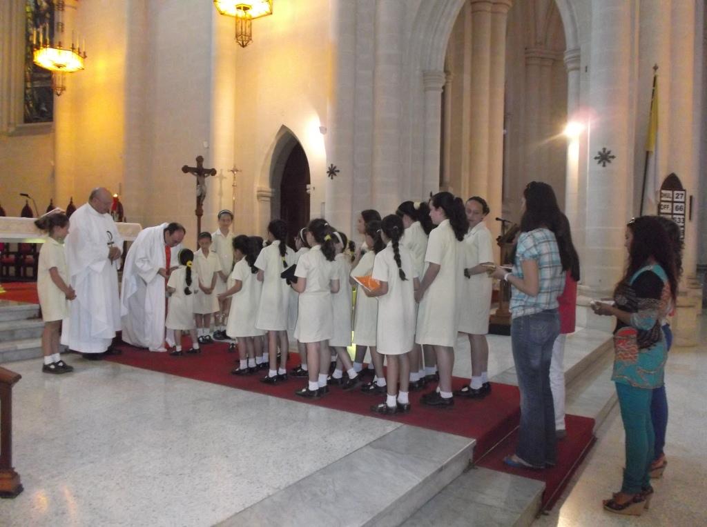 balluta mass offertory