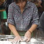 China Town Wontons Making