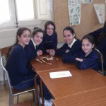 French Club - Matching exercise in groups