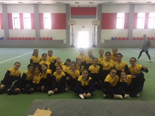 Dance Festival – Year 6 students – Sacred Heart College